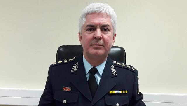 Προάγεται σε Ταξίαρχος και αποστρατεύεται ο Διευθυντής Αστυνομίας Μαγνησίας Βασίλης Μαρκογιαννάκης