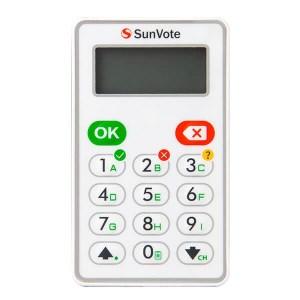 Tastiera Clicker valutazione votazione S52 Plus