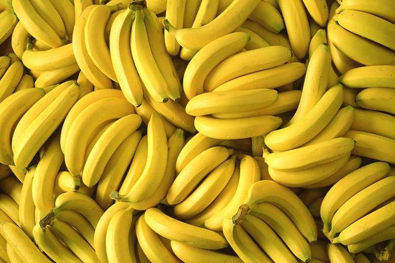 Rikkoutuu banaaneja