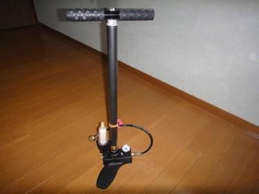 「プリチャージ空気銃用ハンドポンプ【HILL PUMP(ヒルポンプ) MK4】を選んだ理由」:PCPエアライフル用ハンドポンプ