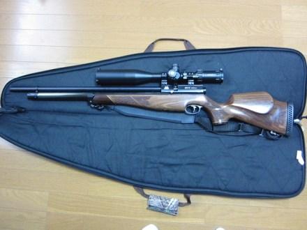 「プリチャージ空気銃(PCPエアーライフル)エアアームス【S510】5.5mmを選んだ理由」; AirArms S510