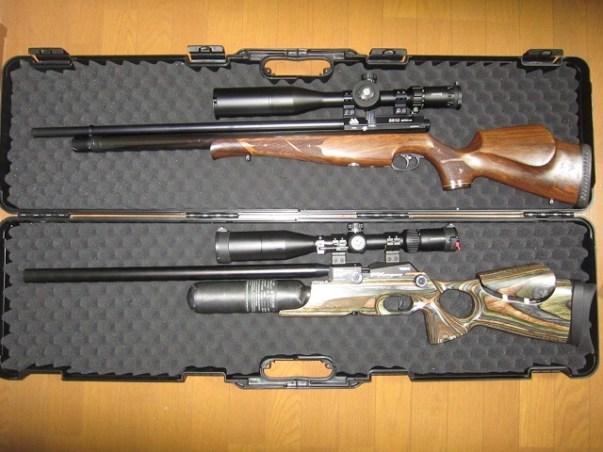 PCPエアーライフル:【FX クラウン(CROWN)6.35mm】ファーストインプレッション:2丁目のプリチャージ空気銃