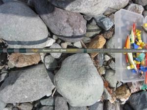 渓流・源流釣り【印象に残ったタックル】:2020-1:『ザウルスの渓流用バルサ製ミノープラグ(ルアー)【ブラウニー】』