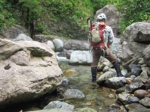 渓流・源流釣りの始め方:『シャリバテ防止』のための行動食編:【あんぱん・柿ピー】をオススメ