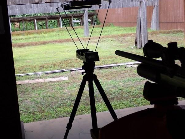 口径8mm以下のエアーライフル(空気銃)が撃てる射撃場紹介:【富山県福光射撃場】:6.35mmFXクラウン 撃ってきた