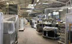 Разнорабочий на пластиковый завод