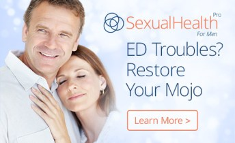 SexualHealthPro For Men - ED Troubles? Restore Your Mojo