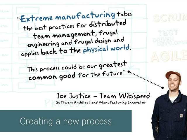 Extreme Manufacturing quote