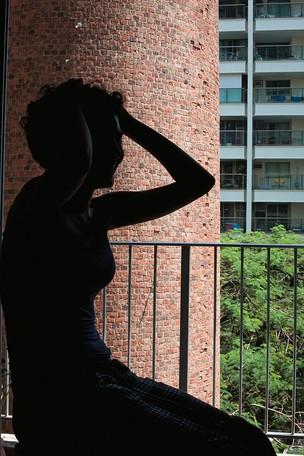 L.M., estudante carioca  de 17 anos  (Foto: Guillermo Giansanti)