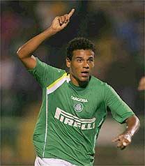 Diego Souza Palmeiras 2005