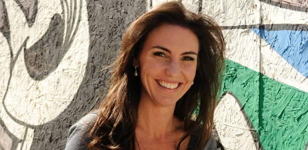 Glenda Kozlowski, apresentadora da Globo