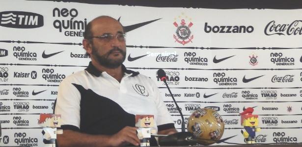 """Vice-presidente diz que ideia é reforçar """"amor eterno"""" do torcedor pelo Corinthians"""