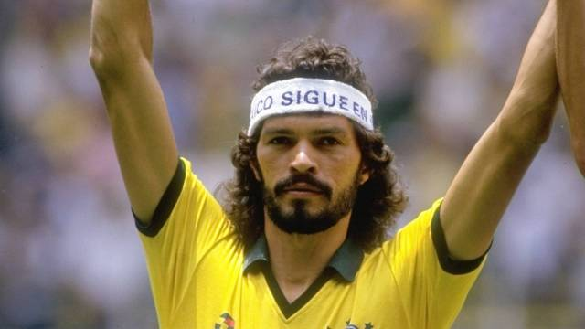 Image result for Socrates brazil