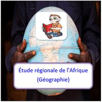 Etude régionale de l'Afrique