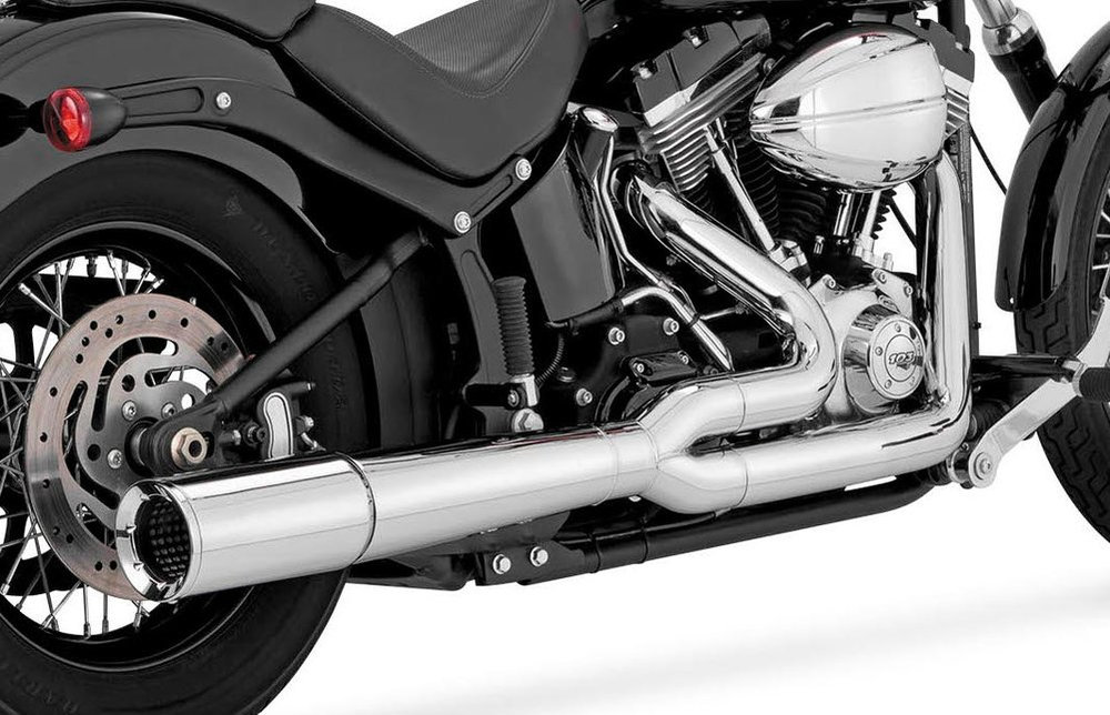 hines pro pipe 2 into 1 full exhaust