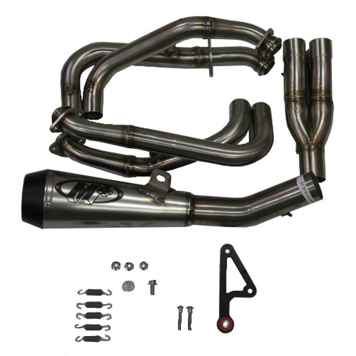 m4 gp mount full exhaust system