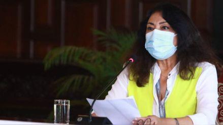 PCM informó las acciones del Ejecutivo frente a la pandemia [Audiogalería]