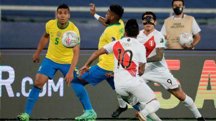 VER Perú vs. Brasil EN VIVO: seguir EN DIRECTO DirecTV Sports el duelo por la Copa América 2021