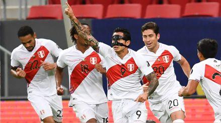 Perú perdió en el último minuto 3-2 ante Colombia y se quedó con el cuarto puesto de la Copa América 2021