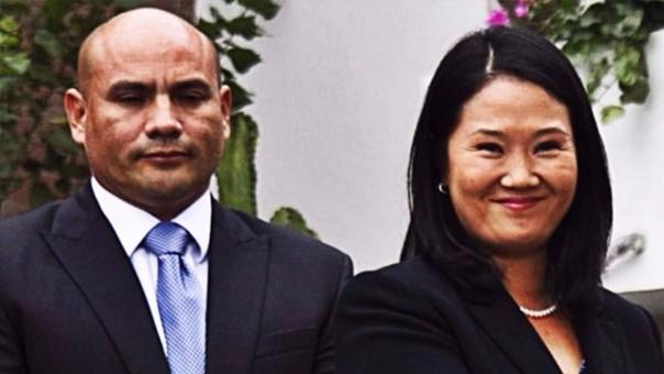 Acusaso por lavado de activos y, supuestamente, investigado por la DEA, Joaquín Ramírez y su familia aportaron más de 400,000 a las campañas de Keiko Fujimori.