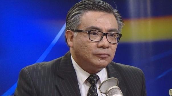 César Nakazaki, exabogado de Alberto Fujimori, defendió a Orlando Sánchez Paredes