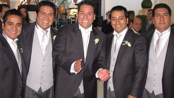 El clan Sánchez Paredes en una boda familiar