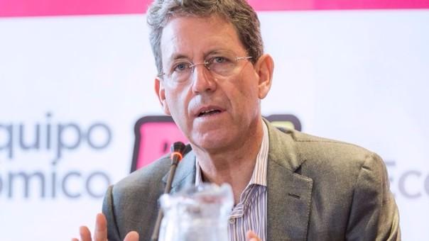 Alfredo Thorne fue anunciuado como Ministro de Economía poco después de que la ONPE confirme la victoria de PPK