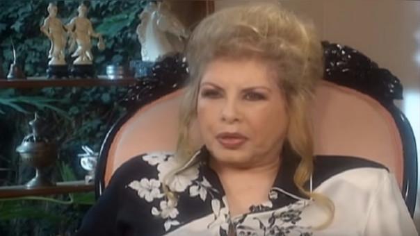 Muchos se preguntan quién es la actriz que acusó a Juan Gabriel de robo