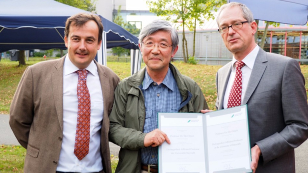 Eiji Ohtani es un investigador japonés reconocido en distintas universidades del mundo.
