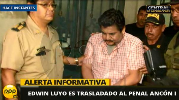 El primer exfuncionario que cayó por el caso Odebrecht en el Perú fue Edwin Luyo, expresidente del Comité de Licitación del Metro de Lima. Ante la justicia confirmó haber recibido sobornos.