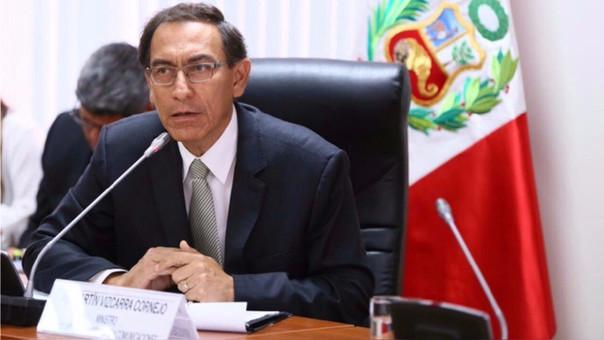 La Procuraduría Anticorrupción denunció a Vizcarra ante la Fiscalía por el presunto delito de colusión en el caso de la adenda de Chinchero.
