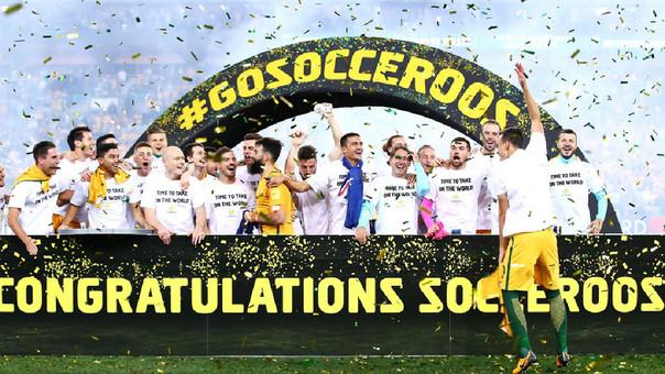 El mejor resultado de Australia en un Mundial fue en Alemania 2006, donde llegaron hasta octavos de final.