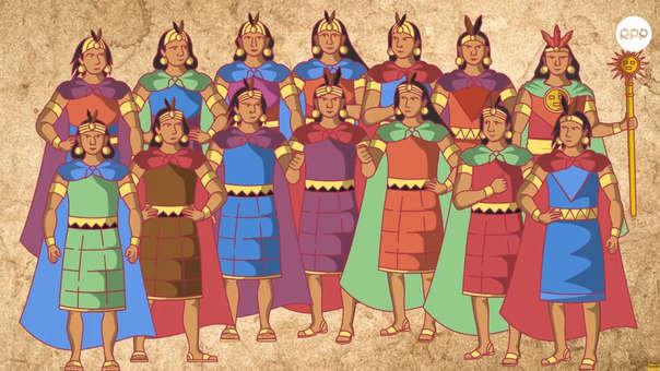 Tahuantinsuyo Los 14 Incas Que Lo Gobernaron The Black Heralds