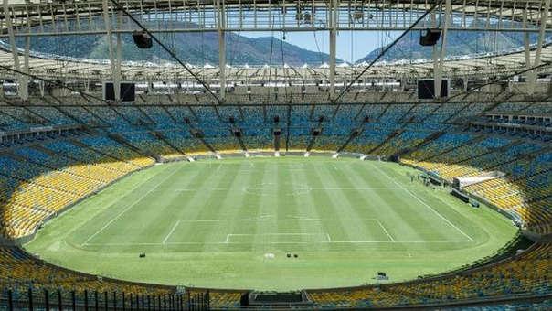 Maracaná es el estadio que albergará la final de la Copa América Brasil 2019.