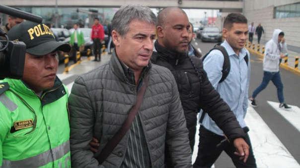 Pablo Bengoechea ya está en Lima y será el reemplazante de Miguel Ángel Russo.