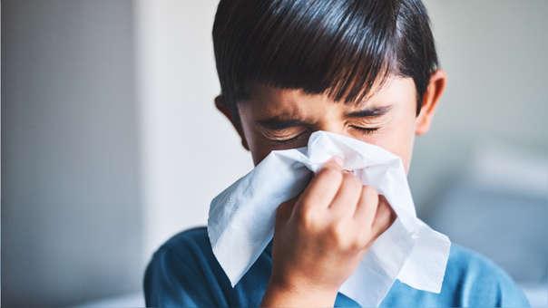 Las bajas temperaturas aumentan la sensibilidad de las vías respiratorias y de los típicos síntomas de la rinitis alérgica como congestión nasal, estornudos y picazón en la nariz u oídos .