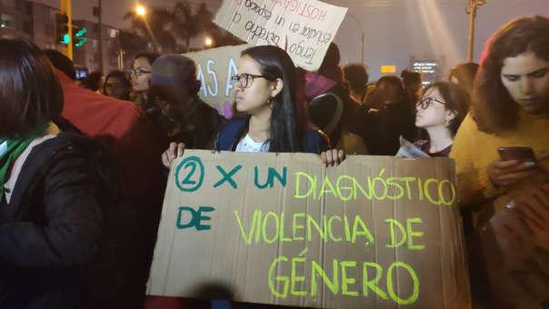 Los alumnos piden un protocolo integral de prevención y sanción efectiva de los casos de violencia de género.