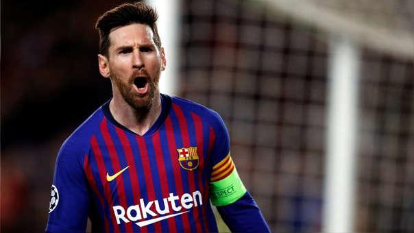 """Lionel Messi responde a Eric Abidal: """"Cuando se habla de jugadores ..."""