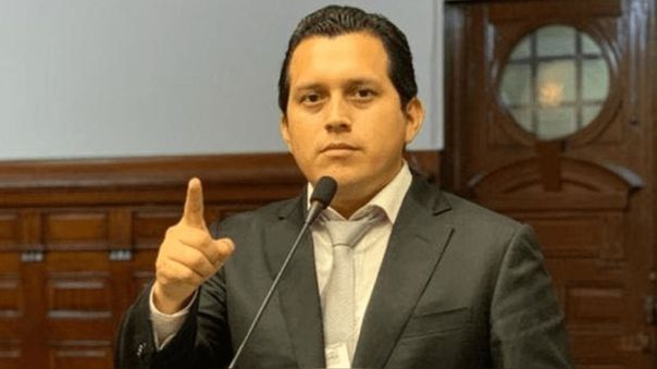 José Luna Morales | Denuncian que empresas vinculadas a congresista no depositaron aportes a AFP ni ONP de sus trabajadores | RPP Noticias