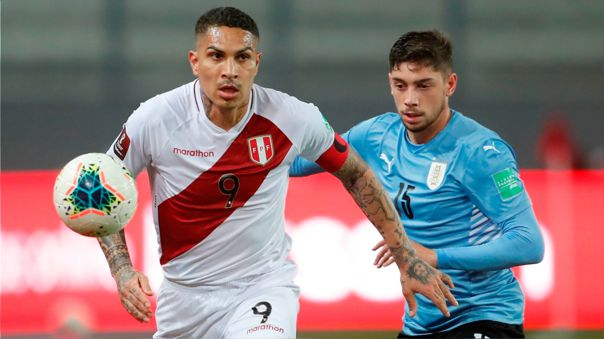 Perú vs. Uruguay EN VIVO: partido por la fecha 9 de la Eliminatorias Qatar 2022