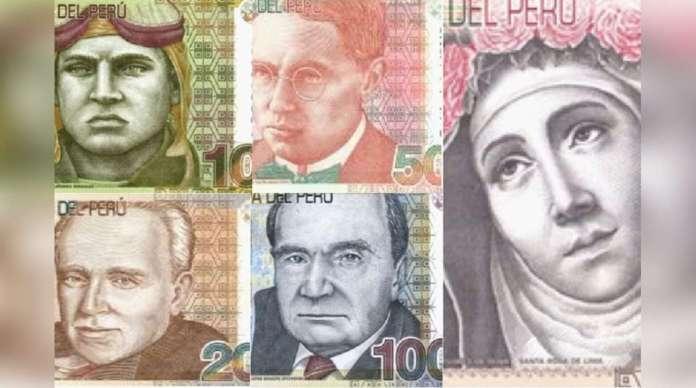 Sabes quiénes son los peruanos ilustres que están en nuestros billetes?    RPP Noticias