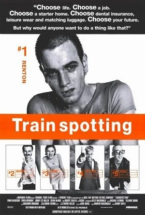 Trainspotting Film Black Comedy Reviews Ratings Cast And