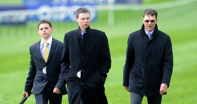 Image result for joseph o'brien and aidan