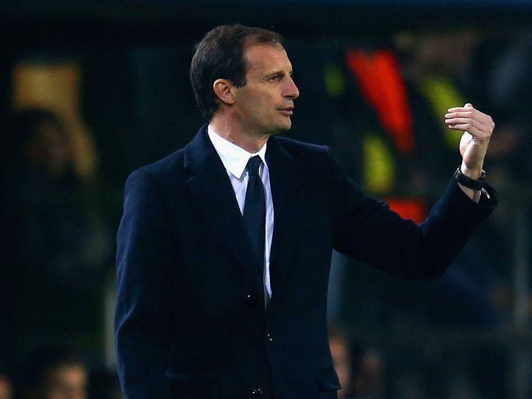 Massimiliano Allegri: Preparing Juventus to take on Fiorentina