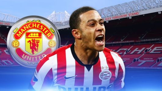 Memphis Depay: Completes medical ahead of Manchester United move.