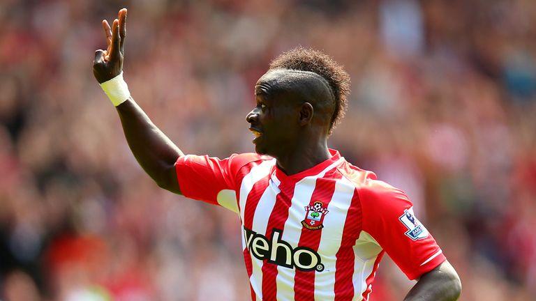 Southampton 6 1 Aston Villa Sadio Mane Scores Fastest Premier League Hat Trick Football News Sky Sports