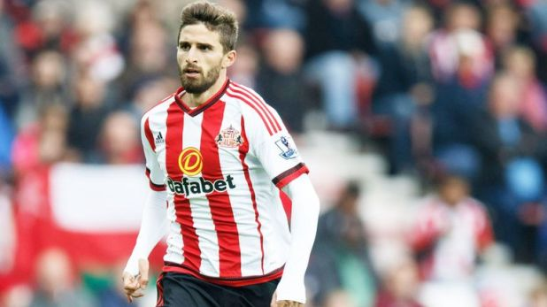 Fabio Borini joined Sunderland on a permanent transfer in August 2015