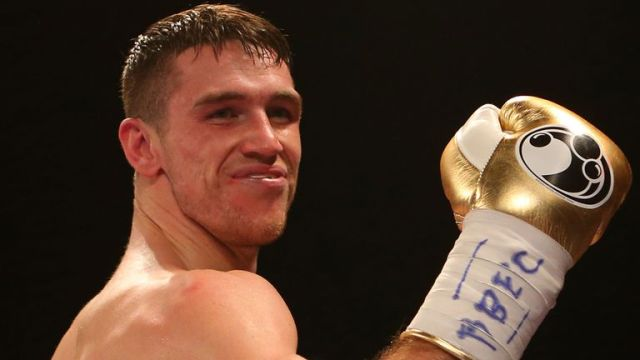 Callum Smith has all the shots and time on his side