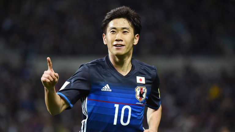 Image result for shinji kagawa japan