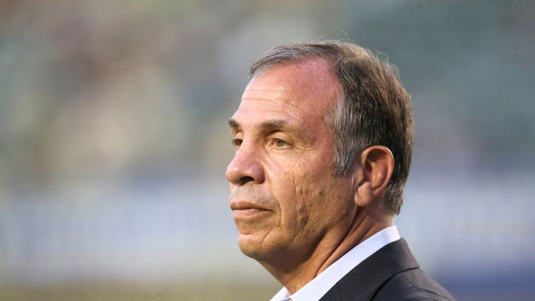 Bruce Arena has stepped down from his role as head coach of the United States